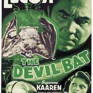 Bela Lugosi - The Devil Bat
