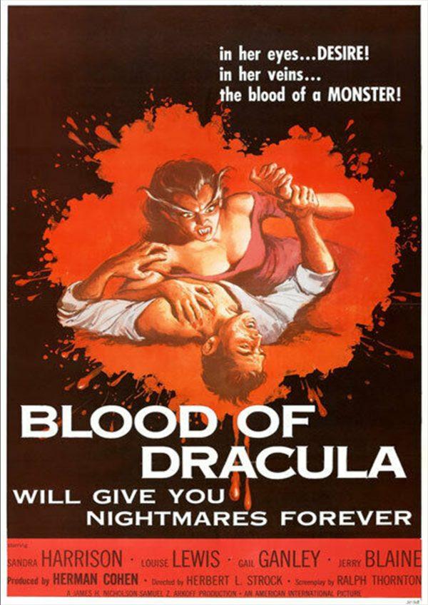 Son Of Dracula Yorks Framing