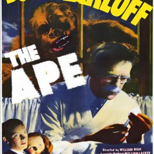 Boris Karloff - The Ape