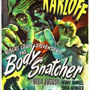 Boris Karloff - The Bodysnatcher
