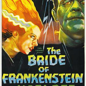 Boris Karloff - The Bride of Frankenstein