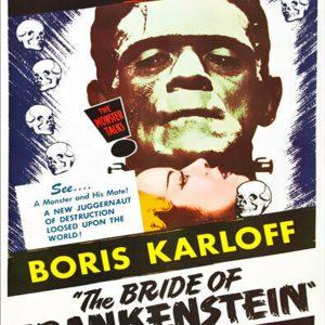 Boris Karloff - The Bride of Frankenstein..