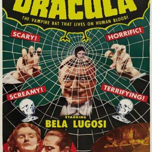 Bela Lugosi - Dracula.