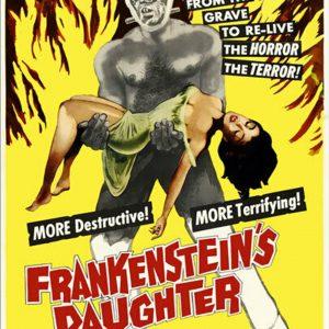 Frankensteins's Daughter