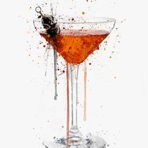 Manhattan Cocktail - ART