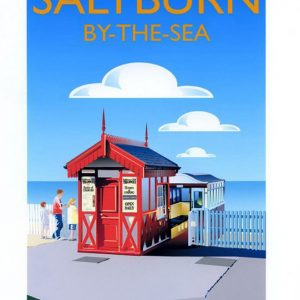 Vintage - Saltburn on Sea