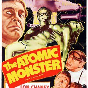 The Atomic Monster